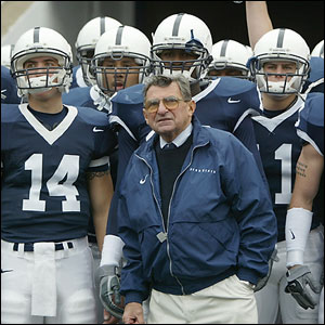 Support Joe Paterno